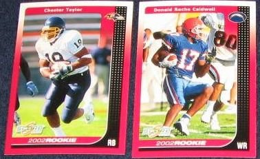 2002 Score Rookie Chester Taylor #272