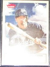 2005 Fleer Tradition Trevor Hoffman #88 Padres