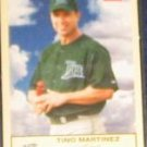 2005 Fleer Tradition Tino Martinez #250 Devil Rays