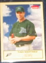 2005 Fleer Tradition Tino Martinez #250 Devil Rays