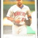 2005 Fleer Tradition Shannon Stewart #214 Twins