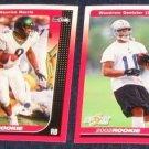 2002 Score Rookie Woodrow Dantzler III #316