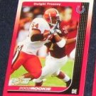 2002 Score Rookie Dwight Freeney #299