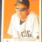 2005 Fleer Tradition Roberto Alomar #248 White Sox