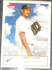 2005 Fleer Tradition Jorge Sosa #265 Devil Rays