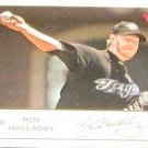 2005 Fleer Tradition Roy Halladay #174 Blue Jays