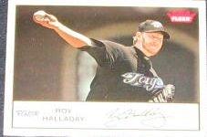 2005 Fleer Tradition Roy Halladay #174 Blue Jays