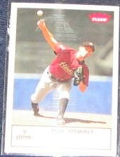 2005 Fleer Tradition Roy Oswalt #162 Astros