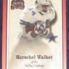 2000 Fleer Greats of the Game Herschel Walker #48