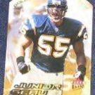 2000 Fleer Ultra Gold Medallion Junior Seau #17G