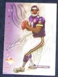 2001 Upper Deck Ovation Daunte Culpepper #11 Vikings