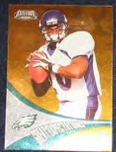 2002 Pacific Exclusive Great Expectations Brian Westbrook