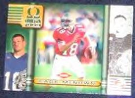 1999 Pacific Omega Rookie Cade McNown #46