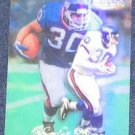 1998 Topps Gold Label Charles Way #99 Giants