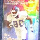 1998 Playoff Prestige SSD Chris Calloway #B142 Giants