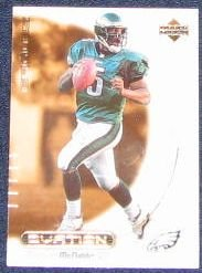 2000 Upper Deck Ovation Donovan McNabb #44 Eagles