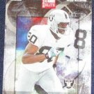 2002 Donruss Elite Jerry Rice #39 Raiders