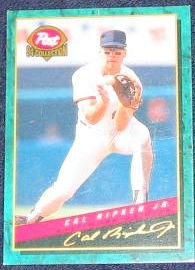 1994 Post Cal Ripken Jr. #25 Orioles
