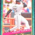 1994 Post Frank Thomas #21 White Sox
