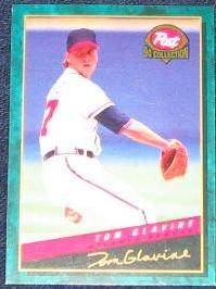 1994 Post Tom Glavine #16 Braves
