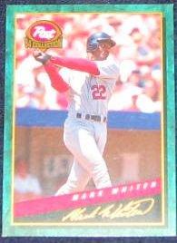 1994 Post Mark Whiten #19 Cardinals