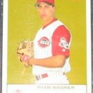 2005 Fleer Tradition Ryan Wagner #210 Reds