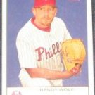 2005 Fleer Tradition Randy Wolf #151 Phillies