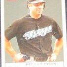 2005 Fleer Tradition Reed Johnson #233 Blue Jays