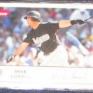 2005 Fleer Tradition Mike Lowell #128 Marlins