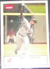 2005 Fleer Tradition Matt Lawton #132 Indians