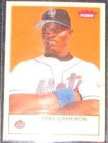 2005 Fleer Tradition Mike Cameron #170 Mets
