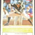 2005 Fleer Tradition Juan Pierre #47 Marlins