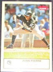 2005 Fleer Tradition Juan Pierre #47 Marlins