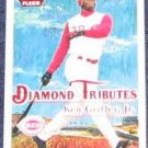 2005 Fleer Diamond Tributes Ken Griffey Jr.#3 Reds