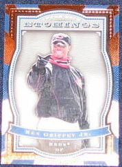 2004 Upper Deck Etching Ken Griffey Jr. #6 Reds