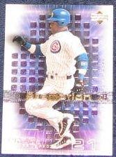 2000 Upper Deck Promotion Sammy Sosa #P7 Cubs