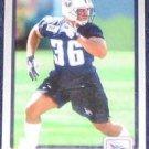 2001 Topps Rookie Dan Alexander #349 Titans