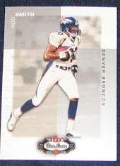 2002 Fleer Boxscore Rod Smith #100 Broncos
