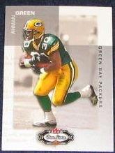 2002 Fleer Boxscore Ahman Green #44 Packers