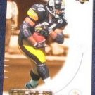 2000 Upper Deck Ovation Jerome Bettis #46 Steelers