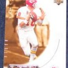 2000 Upper Deck Ovation Elvis Grbac #27 Chiefs