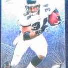 1999 Pacific Prism Kevin Turner #110 Eagles