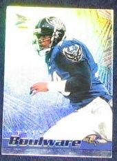 1999 Pacific Prism Peter Boulware #10 Ravens