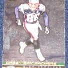 2002 Pacific Heads-Up Terry Glenn #47 Packers