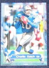 2000 Fleer Impact Charlie Batch #181 Lions