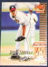 1999 Upper Deck Century Legends John Smoltz #95 Braves