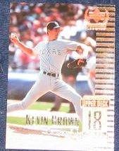 1999 Upper Deck Century Legends Kevin Brown #88