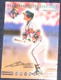 1999 Private Stock Javy Lopez #39 Braves