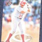 1999 Private Stock Sean Casey #68 Reds