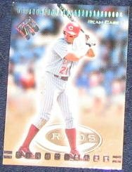 1999 Private Stock Sean Casey #68 Reds